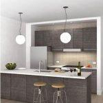 фото Интерьер маленькой кухни от 27.12.2017 №019 - Interior of a small kitchen - 2018 25623426