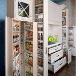 фото Интерьер маленькой кухни от 27.12.2017 №025 - Interior of a small kitchen - 2018