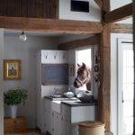фото Интерьер маленькой кухни от 27.12.2017 №030 - Interior of a small kitchen - 2018