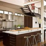 фото Интерьер маленькой кухни от 27.12.2017 №031 - Interior of a small kitchen - 2018