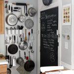 фото Интерьер маленькой кухни от 27.12.2017 №037 - Interior of a small kitchen - 2018