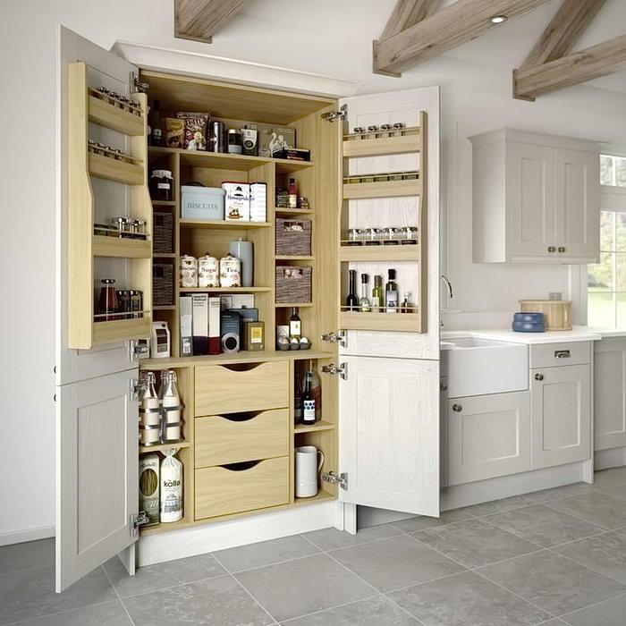 Интересные дизайнерские идеи для кухни фото