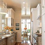 фото Интерьер маленькой кухни от 27.12.2017 №051 - Interior of a small kitchen - 2018