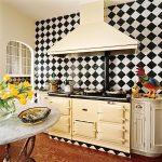 фото Интерьер маленькой кухни от 27.12.2017 №053 - Interior of a small kitchen - 2018