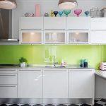 фото Интерьер маленькой кухни от 27.12.2017 №060 - Interior of a small kitchen - 2018