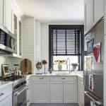 фото Интерьер маленькой кухни от 27.12.2017 №069 - Interior of a small kitchen - 2018