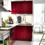 фото Интерьер маленькой кухни от 27.12.2017 №071 - Interior of a small kitchen - 2018