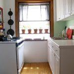 фото Интерьер маленькой кухни от 27.12.2017 №083 - Interior of a small kitchen - 2018