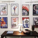 фото Постеры для интерьера от 29.12.2017 №008 - Posters for interior - design-foto.ru 262342