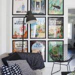 фото Постеры для интерьера от 29.12.2017 №054 - Posters for interior - design-foto.ru 237324256