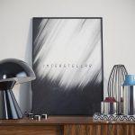 фото Постеры для интерьера от 29.12.2017 №064 - Posters for interior - design-foto.ru