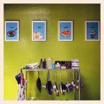 фото Постеры для интерьера от 29.12.2017 №068 - Posters for interior - design-foto.ru