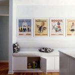 фото Постеры для интерьера от 29.12.2017 №069 - Posters for interior - design-foto.ru