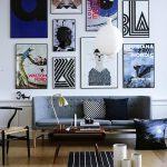 фото Постеры для интерьера от 29.12.2017 №070 - Posters for interior - design-foto.ru