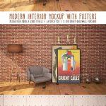 фото Постеры для интерьера от 29.12.2017 №077 - Posters for interior - design-foto.ru