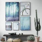 фото Постеры для интерьера от 29.12.2017 №080 - Posters for interior - design-foto.ru