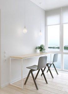 фото Простой интерьер квартир от 27.12.2017 №001 - Simple interior of apartment - 2018