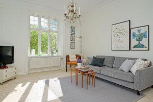 фото Простой интерьер квартир от 27.12.2017 №003 - Simple interior of apartment - 2018