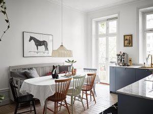 фото Простой интерьер квартир от 27.12.2017 №010 - Simple interior of apartment - 2018