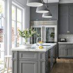 фото Серый цвет в интерьере от 21.12.2017 №022 - Gray in the interior - design-foto.ru
