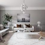 фото Серый цвет в интерьере от 21.12.2017 №038 - Gray in the interior - design-foto.ru