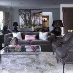 фото Серый цвет в интерьере от 21.12.2017 №055 - Gray in the interior - design-foto.ru
