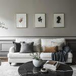 фото Серый цвет в интерьере от 21.12.2017 №074 - Gray in the interior - design-foto.ru