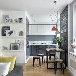 фото Серый цвет в интерьере от 21.12.2017 №075 - Gray in the interior - design-foto.ru