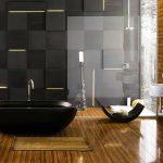 фото Современные стили интерьера ванной от 30.12.2017 №003 - 1 - design-foto.ru