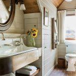 фото Современные стили интерьера ванной от 30.12.2017 №006 - 1 - design-foto.ru