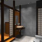 фото Современные стили интерьера ванной от 30.12.2017 №008 - 1 - design-foto.ru