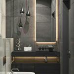 фото Современные стили интерьера ванной от 30.12.2017 №011 - 1 - design-foto.ru