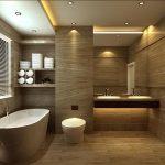 фото Современные стили интерьера ванной от 30.12.2017 №017 - 1 - design-foto.ru