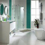фото Современные стили интерьера ванной от 30.12.2017 №019 - 1 - design-foto.ru