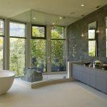 фото Современные стили интерьера ванной от 30.12.2017 №023 - 1 - design-foto.ru