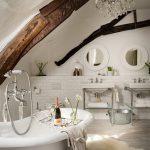 фото Современные стили интерьера ванной от 30.12.2017 №026 - 1 - design-foto.ru