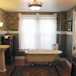 фото Современные стили интерьера ванной от 30.12.2017 №029 - 1 - design-foto.ru