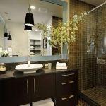 фото Современные стили интерьера ванной от 30.12.2017 №031 - 1 - design-foto.ru