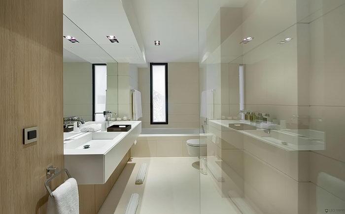 фото Современные стили интерьера ванной от 30.12.2017 №033 - 1 - design-foto.ru