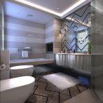 фото Современные стили интерьера ванной от 30.12.2017 №036 - 1 - design-foto.ru