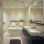 фото Современные стили интерьера ванной от 30.12.2017 №039 - 1 - design-foto.ru