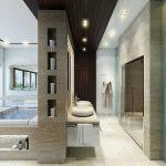 фото Современные стили интерьера ванной от 30.12.2017 №046 - 1 - design-foto.ru