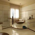 фото Современные стили интерьера ванной от 30.12.2017 №048 - 1 - design-foto.ru