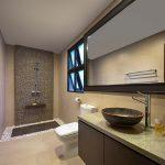 фото Современные стили интерьера ванной от 30.12.2017 №054 - 1 - design-foto.ru