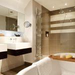 фото Современные стили интерьера ванной от 30.12.2017 №067 - 1 - design-foto.ru