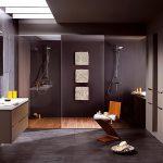 фото Современные стили интерьера ванной от 30.12.2017 №077 - 1 - design-foto.ru