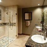 фото Современные стили интерьера ванной от 30.12.2017 №085 - 1 - design-foto.ru