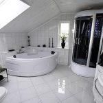 фото Современные стили интерьера ванной от 30.12.2017 №087 - 1 - design-foto.ru