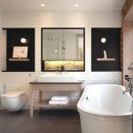 фото Современные стили интерьера ванной от 30.12.2017 №090 - 1 - design-foto.ru
