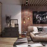 фото Стиль лофт в интерьере от 28.12.2017 №016 - Loft style in the interior - design-foto.ru
